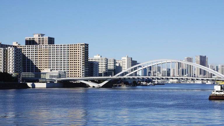 Akasaka Asada, Tokyo