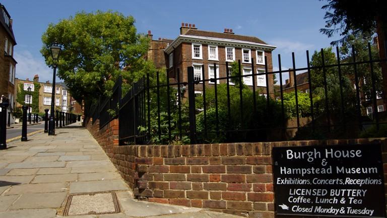 The Burgh House