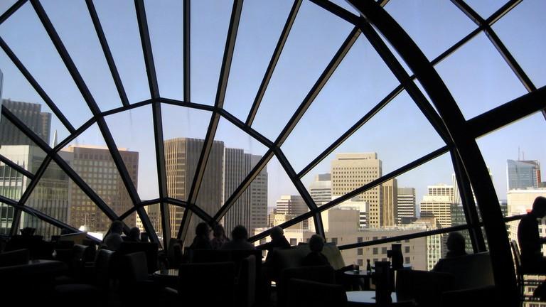 The View Lounge, San Francisco