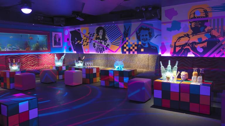 Maggie's Club, London