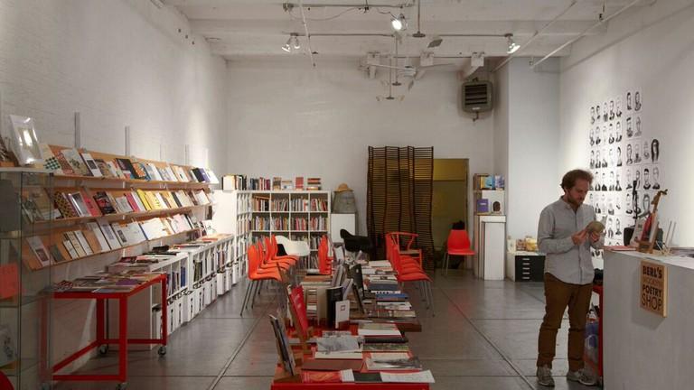 Berl's Poetry Shop
