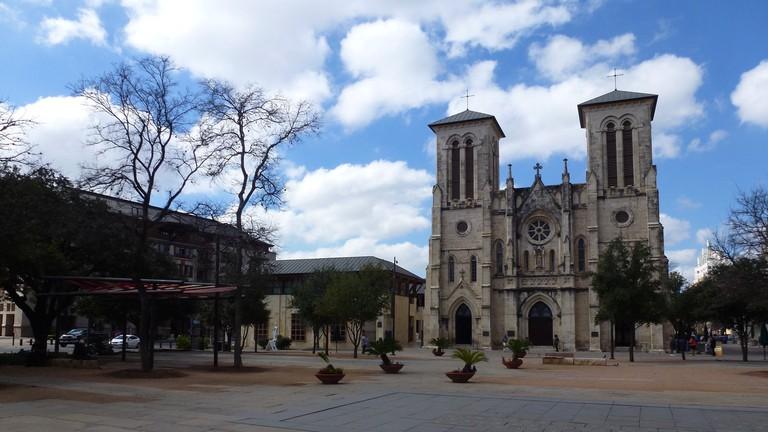 San Fernando Cathedral | © Bond West
