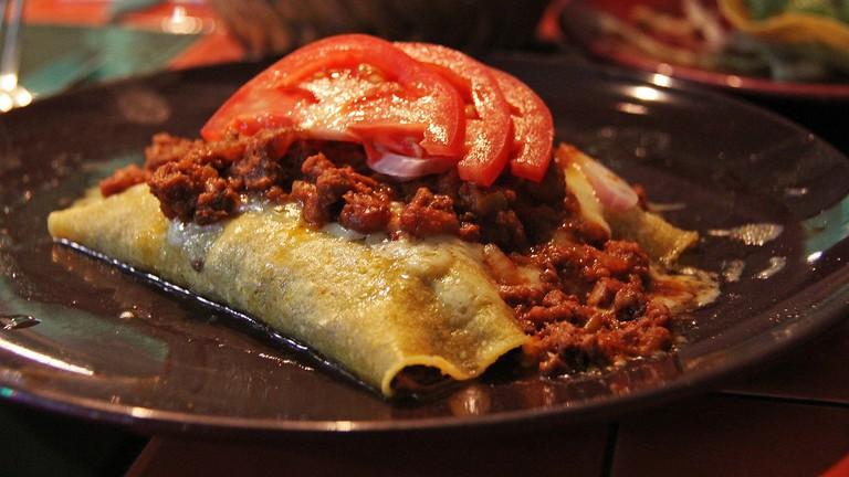 Mexican Food | ©sharonang/Pixabay