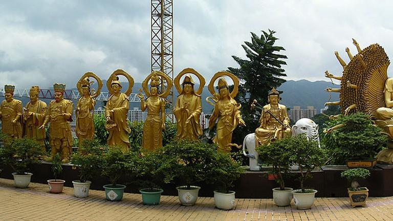 Ten Thousand Buddha