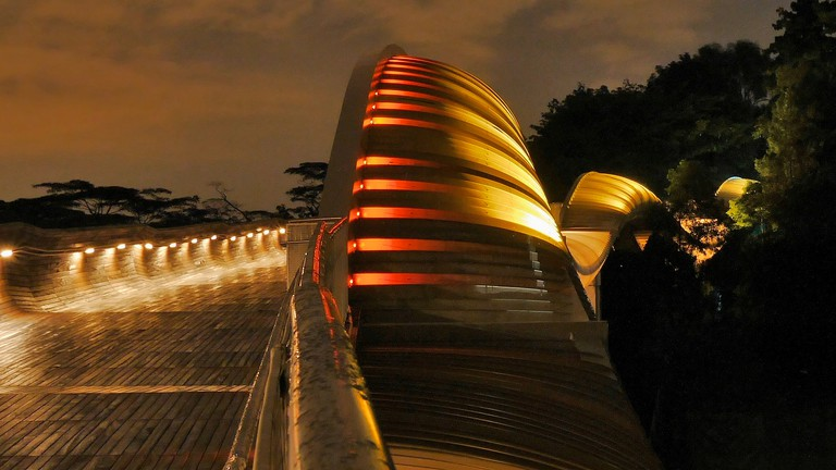 Henderson Waves Bridge | ©travel oriented / Flickr