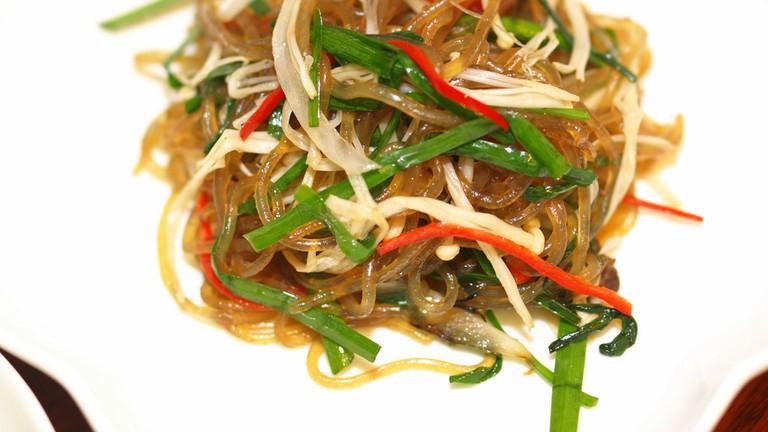 Sesame Noodles | © Alan C./Flickr