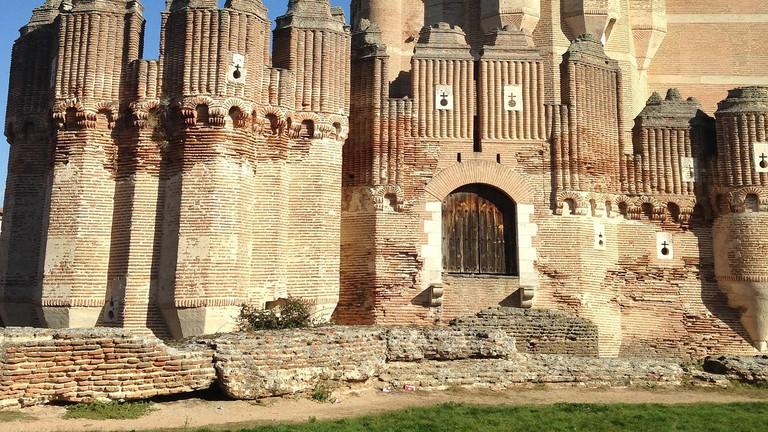 Castle Coca, Spain