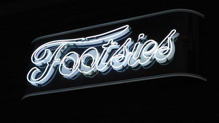 Footsies, North Figueroa Street
