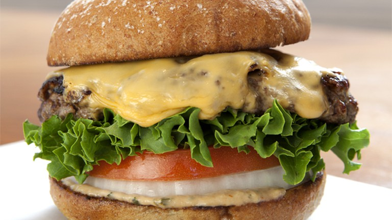Grass-fed Burger | © Burgerlounge/Wikicommons