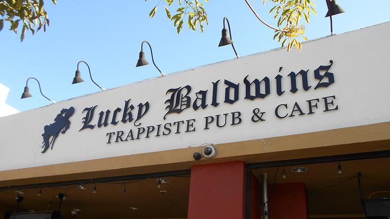 Lucky Baldwins Trappiste, Pasadena
