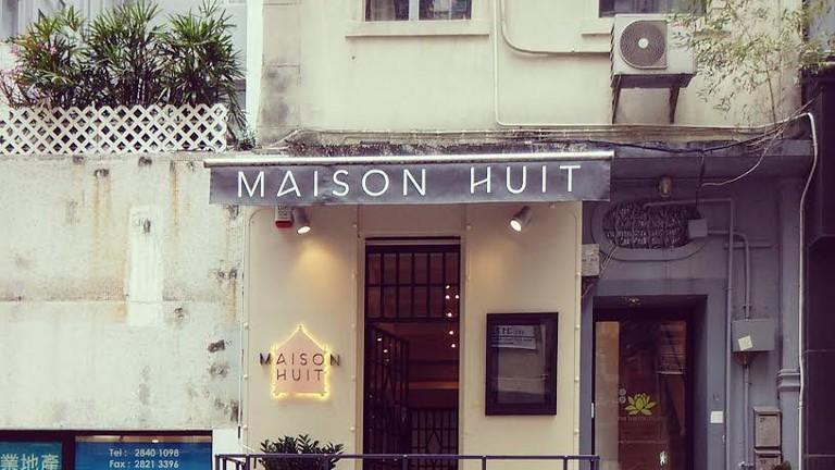 Photo courtesy of Maison Huit