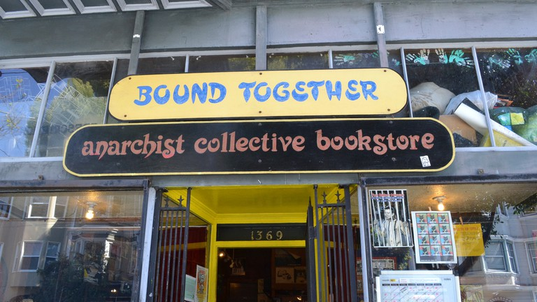 Bound Together Anarchist Collective Bookstore