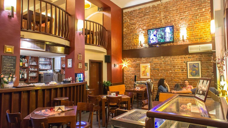 Zlatna krusha 1 Restaurant, Plovdiv