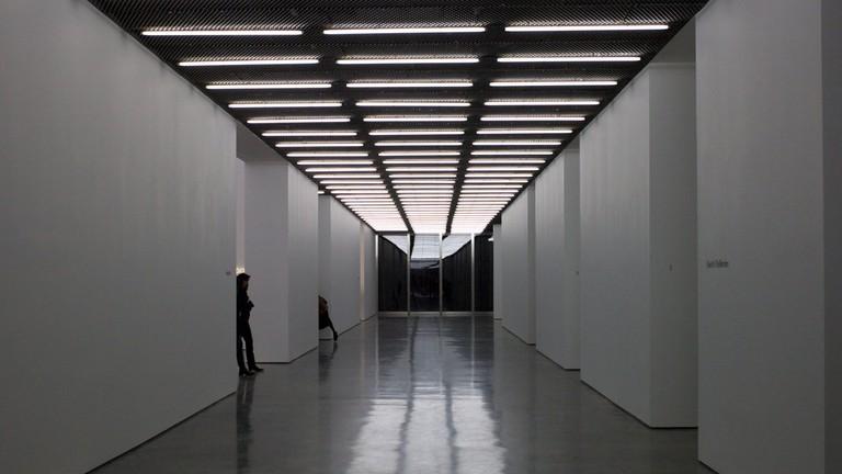 White Cube at Bermondsey, London