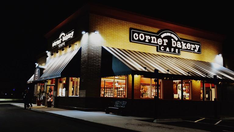 Corner Bakery Café, Austin