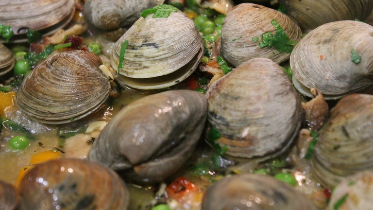 Clams | © Tom Ipri/Flickr
