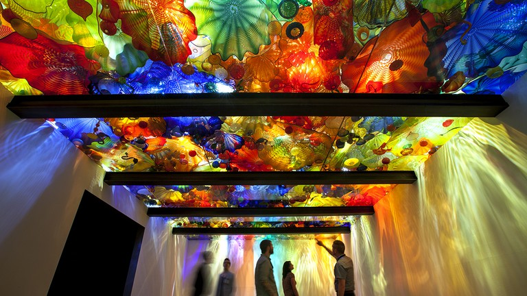 Persian Ceiling, Chihuly