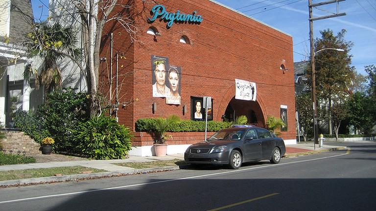 Prytania Theatre, Prytania Street, Uptown New Orleans