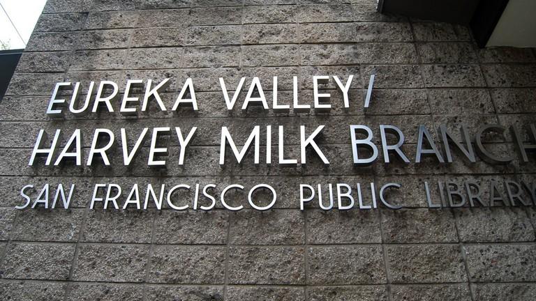 Eureka Valley/Harvey Milk Memorial Library