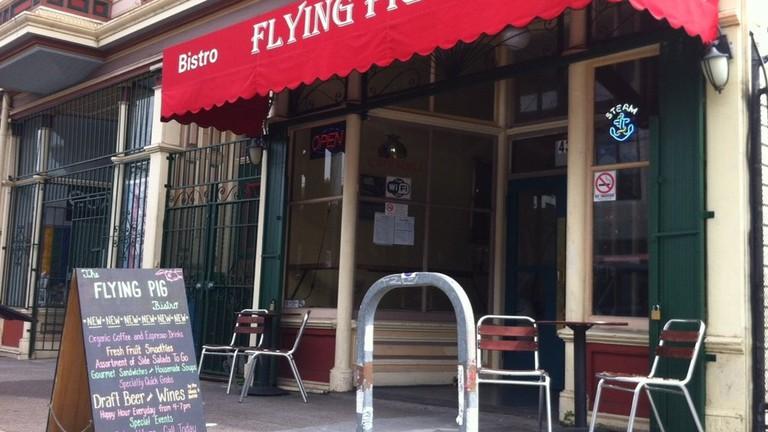 Flying Pig Bistro