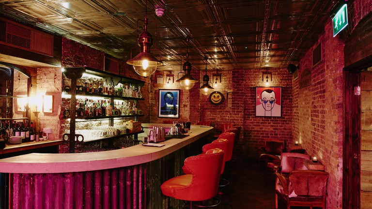 Clarendon Cocktail Cellar, London
