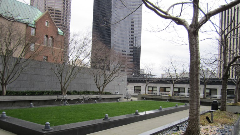 4th and Madison Public Space