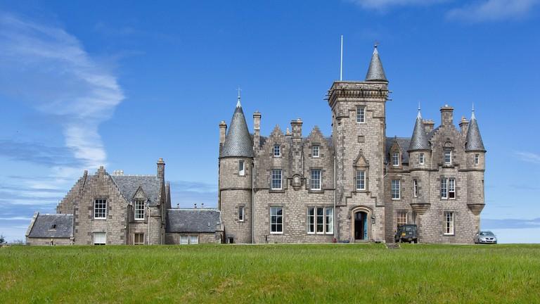 Glengorm Castle | © Gerry Zambonini/Flickr