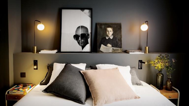 Bedroom at C.O.Q. │ Courtesy of C.O.Q.