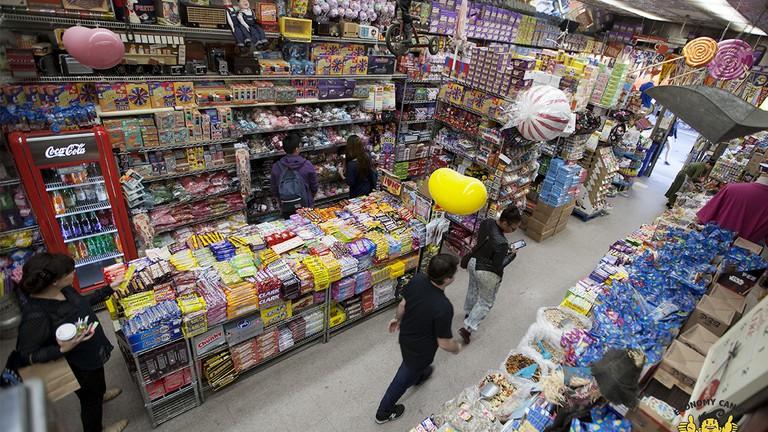 Economy Candy Store