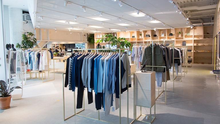 L'Exception store