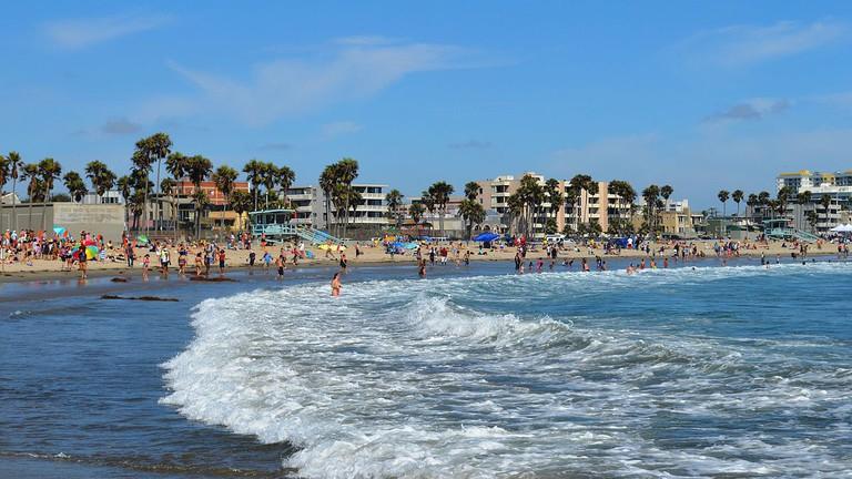 Venice Beach © Blake Everett/Wikipedia