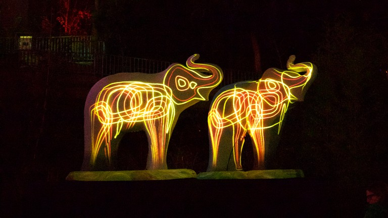 LA Zoo Lights | © Channone Arif/Flickr