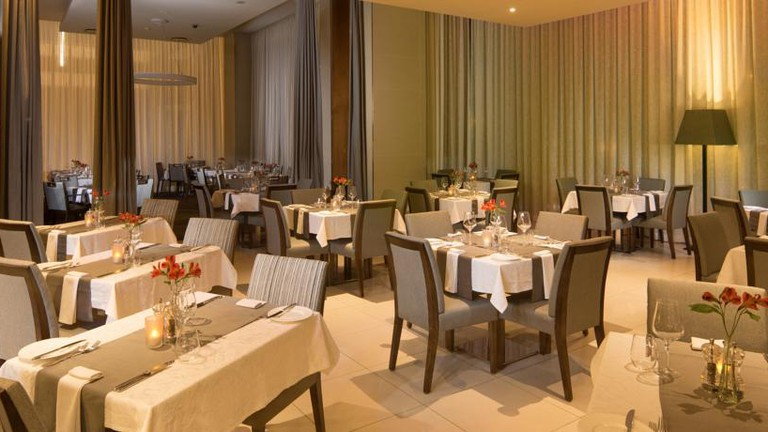 Tower Restaurant © Courtesy of African Pride Crystal Towers Hotel & Spa