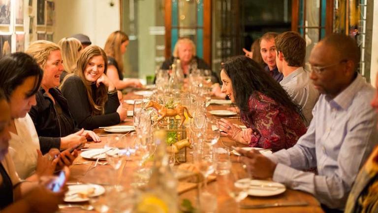 Reverie Social Table © Courtesy of Reverie Social Table
