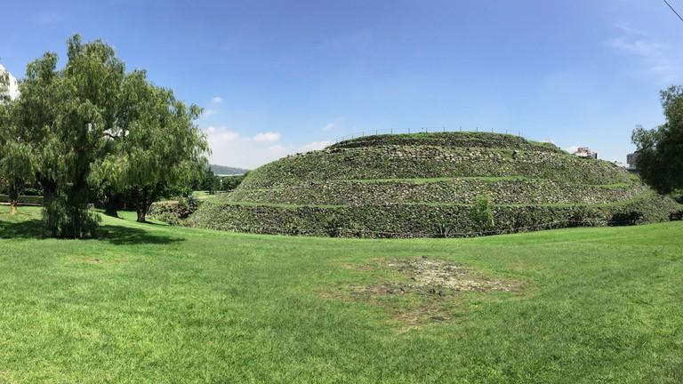 Zona Arqueológica Cuicuilco | © TJ DeGroat/Flickr