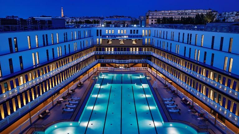 The Hotel Molitor Paris │© Abaca Corporate-Boris Zuliani