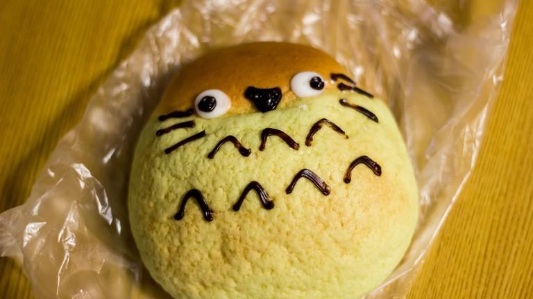 Totoro bread in Japan | © George Alexander Ishida Newman/Flickr