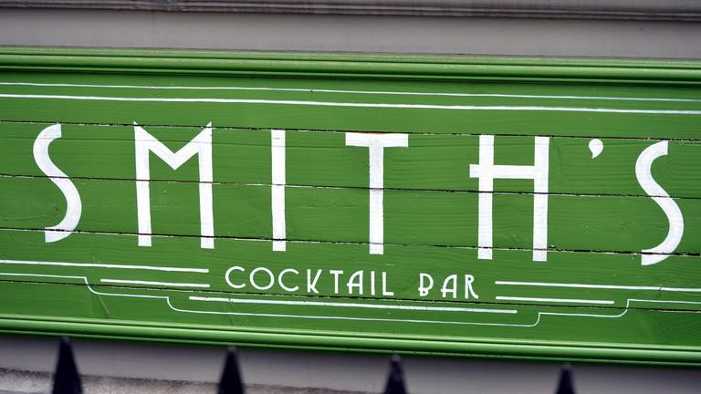 Smith's cocktail bar