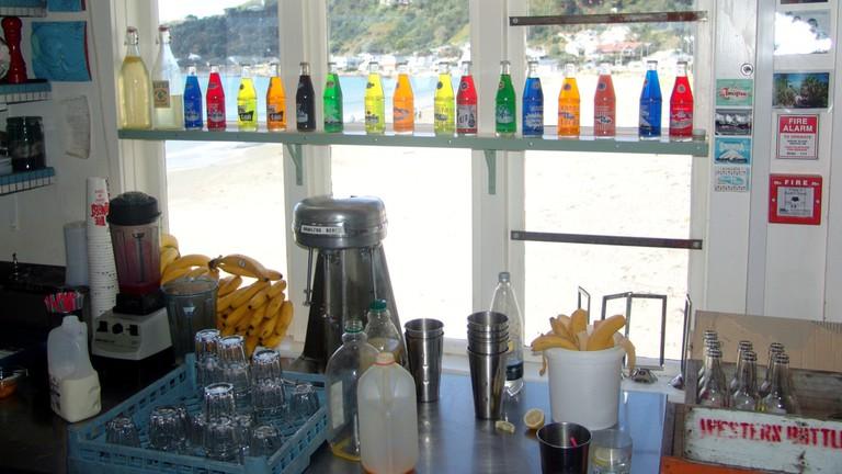 Maranui Cafe, Lyall Bay, Wellington