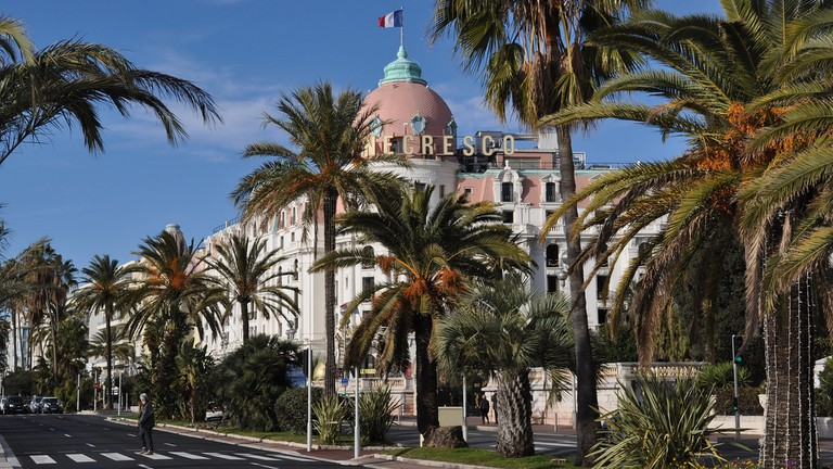 The Hotel Negresco is one of the most famous and most loved of Nice's restaurants and great for food lovers