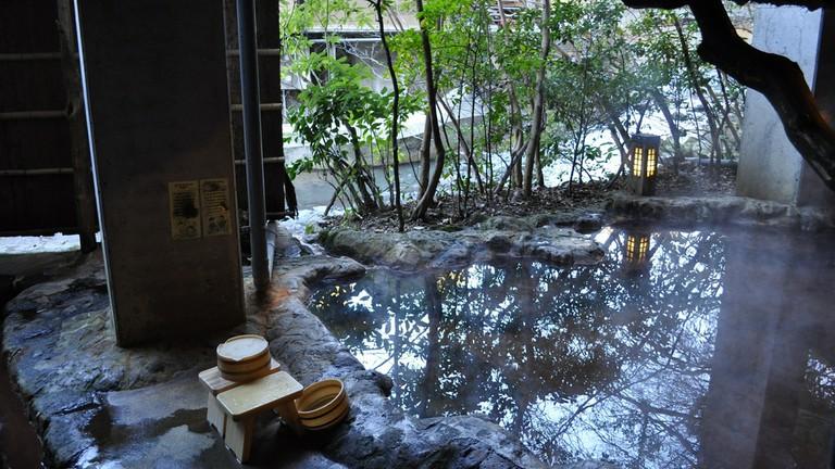 Kurokawa Onsen, Kyushu