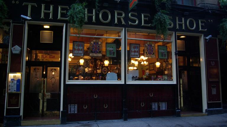 The Horse Shoe | © Adam Bruderer/Flickr