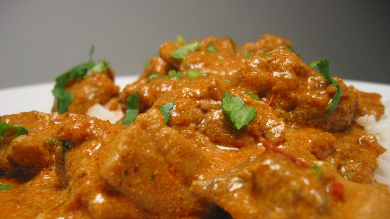 Chicken Tikka Masala | © gogatsby/Flickr