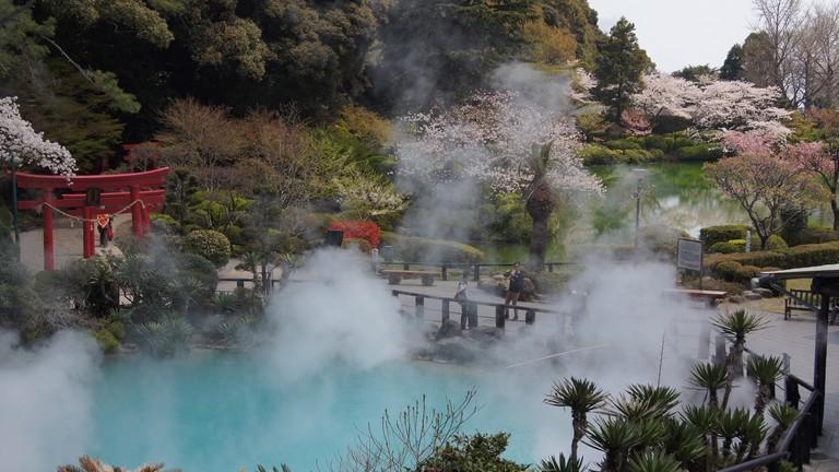 beppu sightseeing