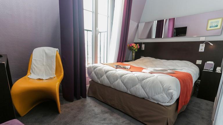 Bedroom at Le Vintage Hostel Gare du Nord