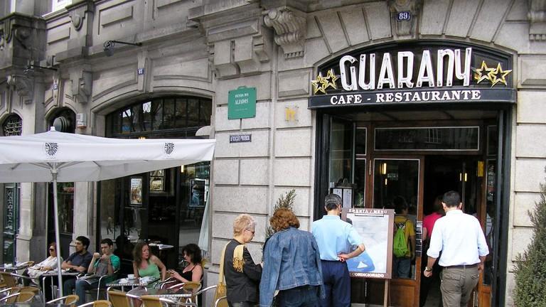 Cafe Guarany | © Manuel de Sousa/Wikimedia Commons