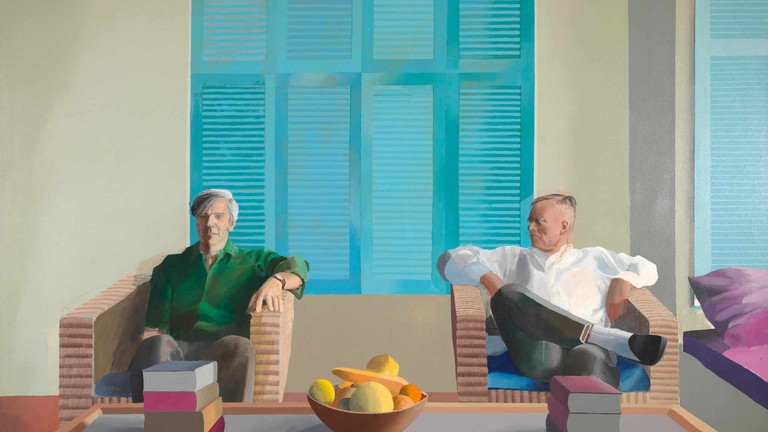 Hots for Hockney?