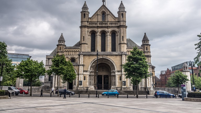 Explore the beautiful St Anne's Cathedral