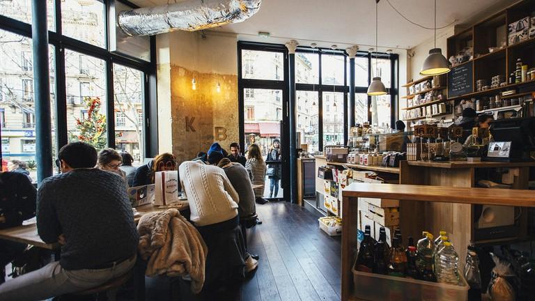 Inside KB Cafeshop