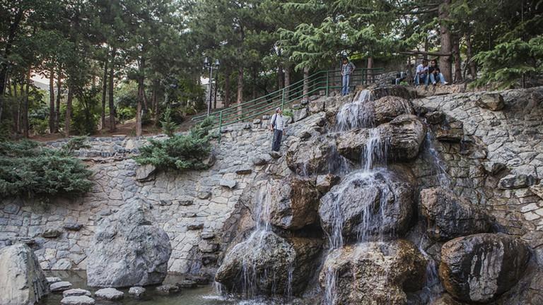 Jamshidieh Park: a hiking hotspot